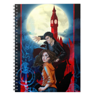 Magical Notepad Spiral Notebook