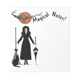 Magical Notes! Notepad