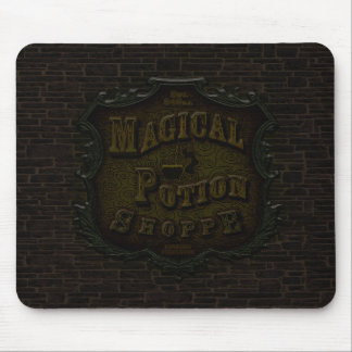 Magical Potion Shoppe Mouse Mat