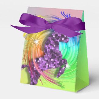 Magical Rainbow Unicorn Themed Party Favour Box