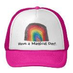 Magical Rainbows Mesh Hats