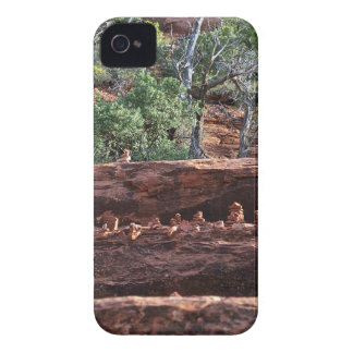 Magical rock stacks Case-Mate iPhone 4 cases