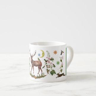 Magical Stag Espresso Cup