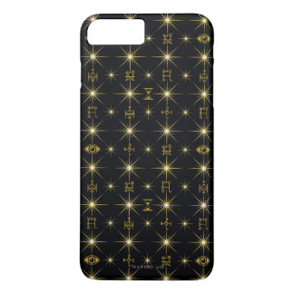 Magical Symbols Pattern iPhone 8 Plus/7 Plus Case