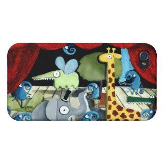 Magical Theatre iPhone 4 Cases
