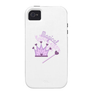 Magical Tiara iPhone 4/4S Cover