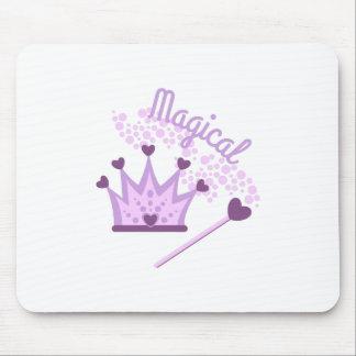 Magical Tiara Mouse Pad