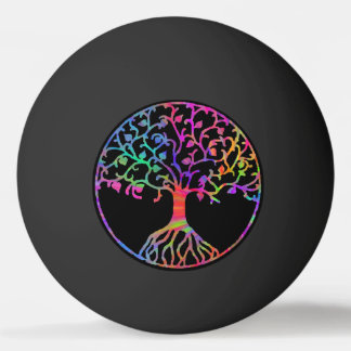 Magical Tree of Life Ping Pong Ball