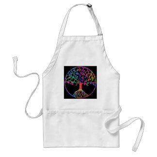 Magical Tree of Life Standard Apron