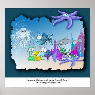 Magical Underworld Poster