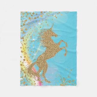 Magical Unicorn Blanket