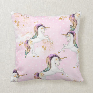Magical Unicorn Cushion