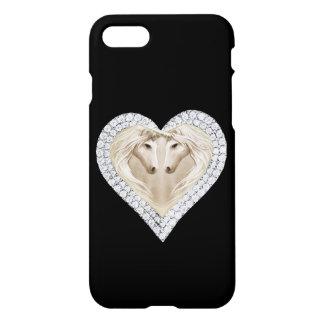Magical Unicorn Heart iPhone 7 Case