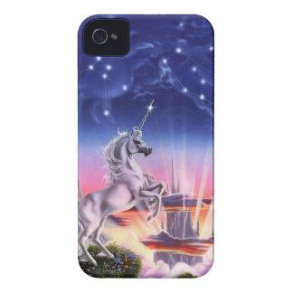 Magical Unicorn Kingdom iPhone 4 Case-Mate Cases