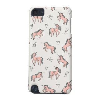 Magical Unicorn Love - Pale Pink / Andrea Lauren iPod Touch (5th Generation) Cover