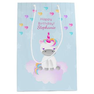 Magical Unicorn Medium Gift Bag