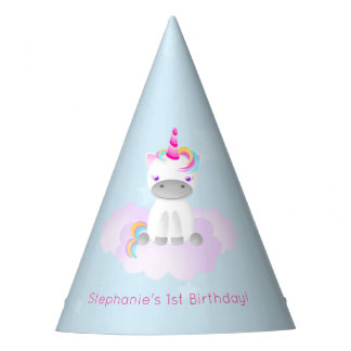 Magical Unicorn Party Hat