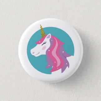 Magical Unicorn Pin Badge