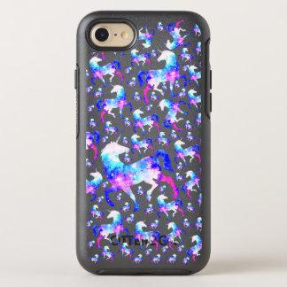 Magical Unicorn Universe Space Pattern OtterBox Symmetry iPhone 8/7 Case
