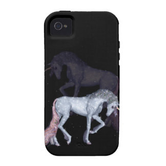 Magical Unicorn Vibe iPhone 4 Case