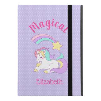 "Magical Unicorn with Rainbow Shooting Star iPad Pro 9.7"" Case"