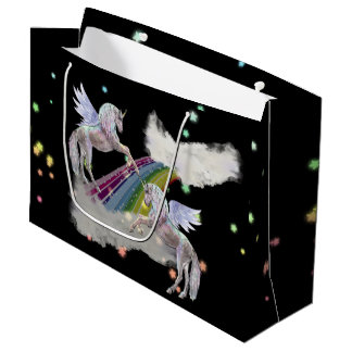 Magical Unicorns and Rainbow party bag