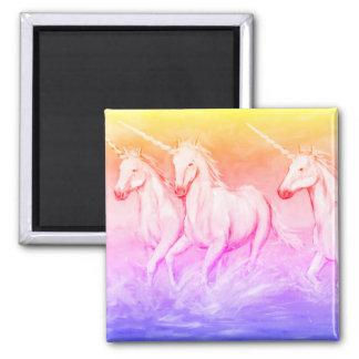 Magical Unicorns Magnet