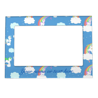 Magical Unicorns Magnetic Frame