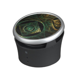 Magical Vibrations Abstract Art Bluetooth Speaker