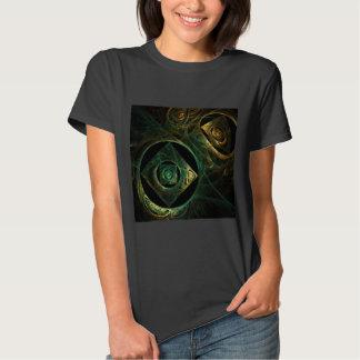 Magical Vibrations Abstract Art T-Shirt