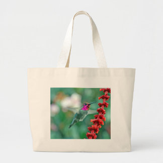 Magical Visitor on Friday the 13th Jumbo Tote Bag