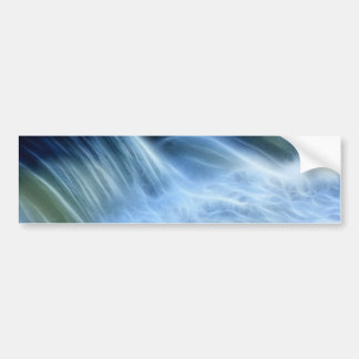 Magical Waterfall Bumper Sticker