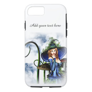 Magical Witch halloween iPhone case