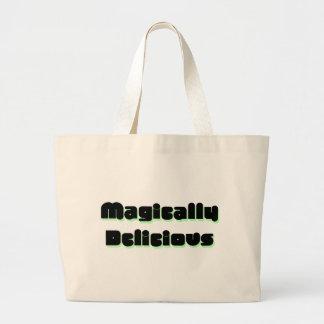 Magically Delicious Canvas Bags