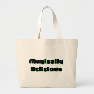 Magically Delicious Jumbo Tote Bag