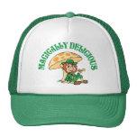 Magically Delicious Leprechaun Hats