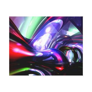 Magically Fantastic Abstract Canvas Print