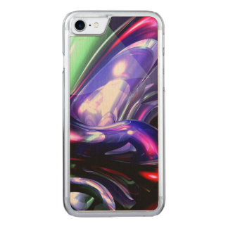 Magically Fantastic Abstract Carved iPhone 7 Case