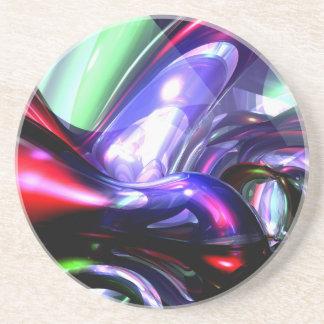 Magically Fantastic Abstract Coaster