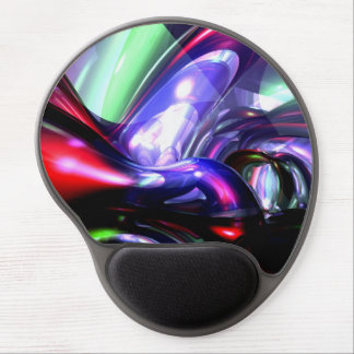 Magically Fantastic Abstract Gel Mouse Pad