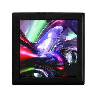 Magically Fantastic Abstract Keepsake Box