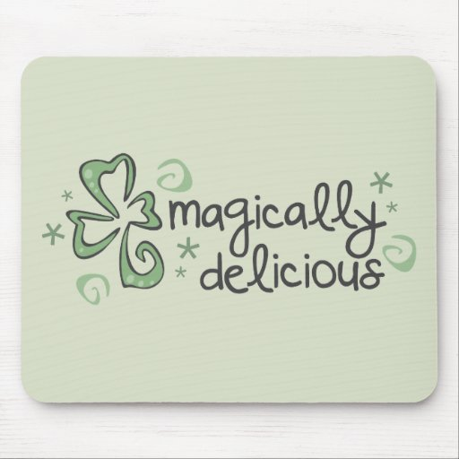 MagicallyDelicious-01.png Mouse Pad