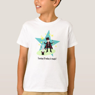Magician birthday boy T-Shirt