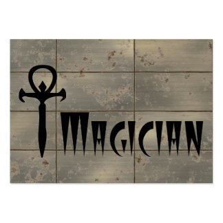 Magician Large Business Cards (Pack Of 100)