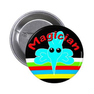 Magician Button