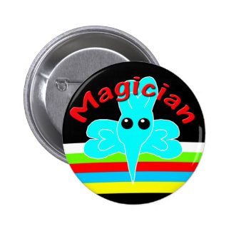 Magician Button