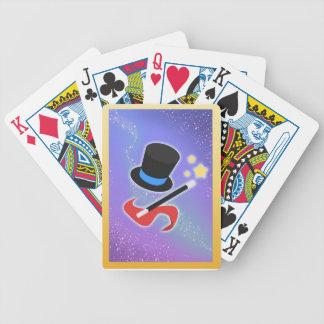 Magician Cards Card Decks