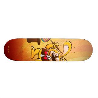 Magician Easter Bunny Skate Board Decks