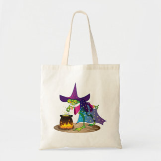 Magician frog bag