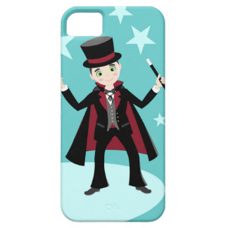 Magician Kid Birthday Party iPhone 5 Cover